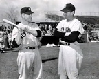1951 Mickey Mantle & Tommy Henrich