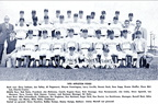 1970 Appleton Foxes with Rich Gossage Class A Minor League